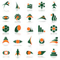 Vector design elements Royalty Free Stock Image