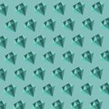Vector diamond pattern Stock Photography