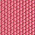 Vector diamond pattern Royalty Free Stock Photo