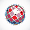 Vector Dimensional Wireframe L...