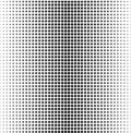 Vector dots pattern Royalty Free Stock Photo