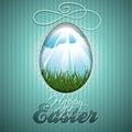 Vector Easter Illustration