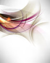 Vector elegant wave banner background elements Stock Photos