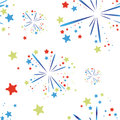 Vector firework Royalty Free Stock Image