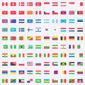 Vector Flags icons