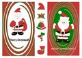 Vector of funds for Christmas Stock Photography