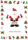 Vector of funds for Christmas Royalty Free Stock Photo