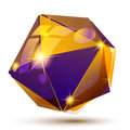 Vector Futuristic Object With ...