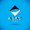 Vector geometric conceptual shape can be used as business innova
