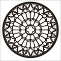 Vector geometry of ornament design