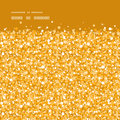Vector golden shiny glitter texture horizontal Royalty Free Stock Photo