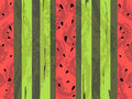 Vector grunge watermelon background Royalty Free Stock Photo