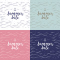 Vector handwritten calligraphy set Special Offer, Up, Mega Sale etc. Lettering collection for discount cards or