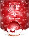 Vector Holiday Illustration On...