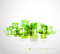 Abstract tech banner Royalty Free Stock Photo