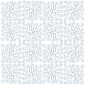 Vector illustration of brown seamless wallpaper pattern Royalty Free Stock Image