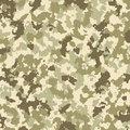 Vector illustration camouflage pattern Stock Photos