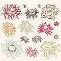 Vector Illustration of flower Royalty Free Stock Images