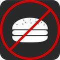 Vector Illustration Hamburger ...