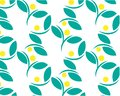 Green leaves pattern nature Background of bright foliage movement for the poster