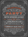 Vector Illustration Of Party I...