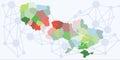 Poland ukraine regions