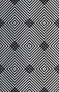 Vector illustration seamless pattern squares Royalty Free Stock Photo