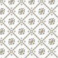 Vector illustration of ukrainian seamless pattern Royalty Free Stock Image