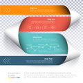Vector infographics template.