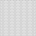 Vector japanese pattern Stock Image