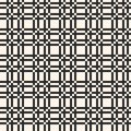 Vector lattice seamless pattern. Square texture, grid background.