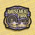 Vector logo for Amusement Park