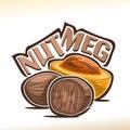 Vector logo for Nutmeg
