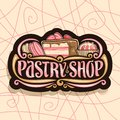 Vector logo for Pastry Shop