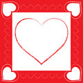 Vector Love Royalty Free Stock Photo