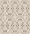 Vector luxurious seamless wallpaper pattern Stock Photography