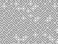 Vector Maze Pattern Background Stock Photo