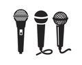 Vector Microphone Icon