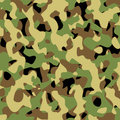 Vector military pattern Royalty Free Stock Photo