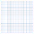 Vector millimeter paper grid mm size Royalty Free Stock Photo