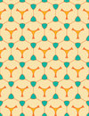 Vector modern seamless colorful geometry pattern, color abstract