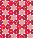 Vector modern seamless colorful geometry pattern, color purple pink, abstract