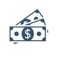 Vector money Icon.