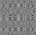 Vector monochrome seamless pattern, black & white mosaic