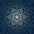 Vector ornament illustration with vintage pattern for print Royalty Free Stock Photo