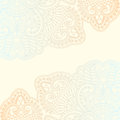 Vector ornamental background. Stock Images
