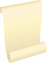 Vector paper scrolls Royalty Free Stock Photo