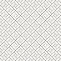 Vector pattern design square diamond shape. repeating with white slant blocks tiling. Floor cladding bricks. Mosaic motif.