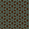 Vector pattern on islamic motif Stock Photo