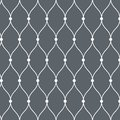 Vector pattern. Modern texture. Repeating abstract background. Simple wavy linear. Graphic minimalist backdrop.